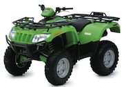 2007 Arctic Cat ATVs - factory service and repair manual