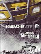 2006 Bombardier Outlander Max Series Factory Service Manual