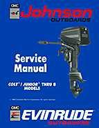 4HP 1990 E4BRES Evinrude outboard motor Service Manual