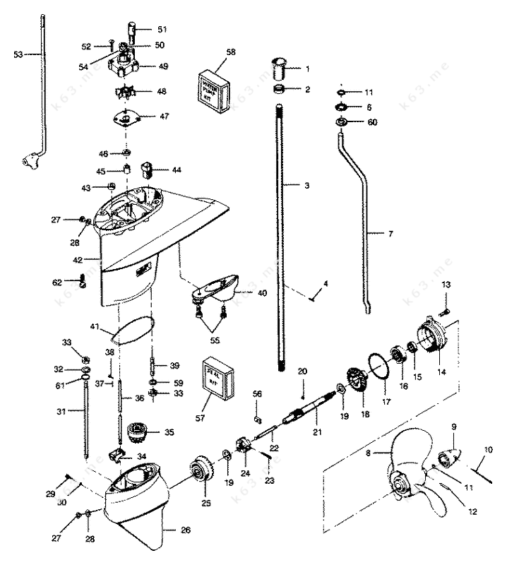 P0322 also Golf Cart Wiring Harness Diagram also Stihl400 also 840595 Wiring A Street Glide Rear Fender Lights On A Ultra Classic as well 2004 Heritage Softail Wiring Diagram. on harley davidson 7 pin schematic
