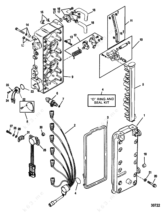 Harley Davidson Fuel Injector Diagram on harley davidson oil pressure sensor location